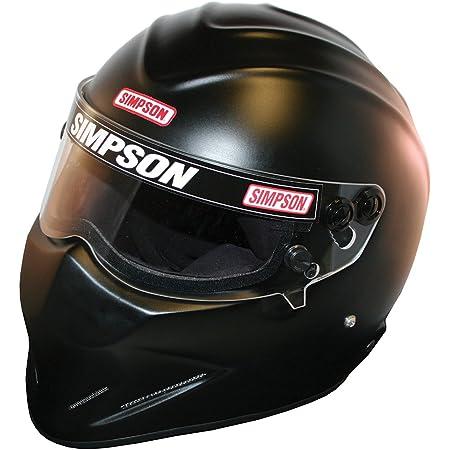Simpson 6100028 Voyager 2 Helmet 2015 Medium M Blk