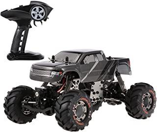 Goolsky HBX 2098B 1/24 2.4GHz 4WD 4WS Devastator Rock Crawler RTR with Double Servo Off-Road RC Car