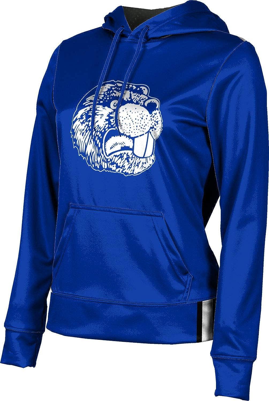 ProSphere Harper Creek High School Girls' Pullover Hoodie, School Spirit Sweatshirt (Solid)