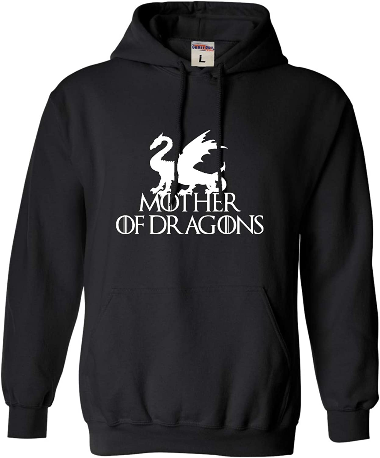 Go All Out Adult Mother Of Dragons Sweatshirt Hoodie