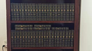 Harvard Classics Complete Set 51 Volumes First Edition (The Five Foot Shelf Of Books)