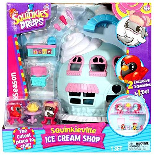 Squinkies Blip Boys Bubble Series 6 16 Piece Commando Force