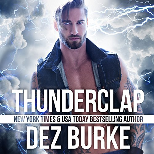 Thunderclap audiobook cover art