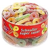 Red Band - Schnuller - Super Sauer - Weingummi - Fruchtgummi - 1200g