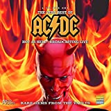 The Very Best of AC/DC: Hot as Hell - Broadcasting Live in the Bon Scott Era 1977-1979 (4CD)