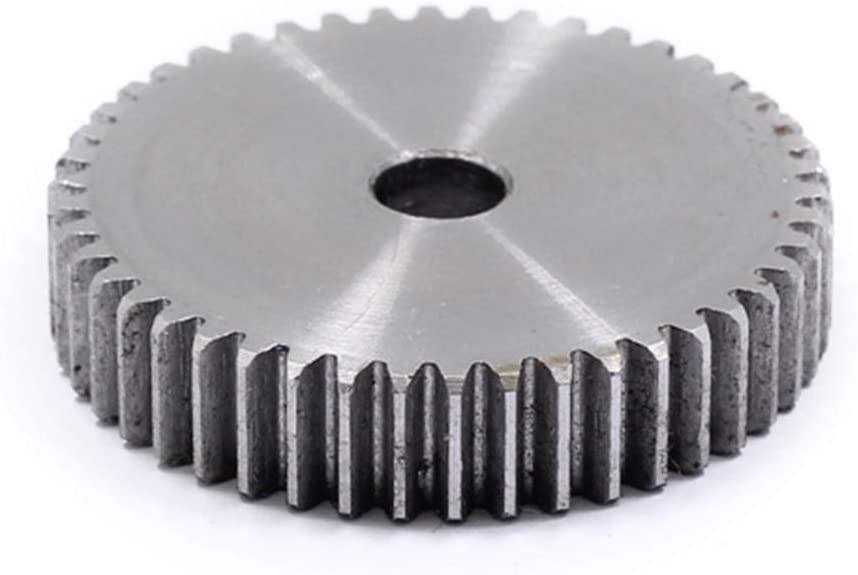 TONGCHAO Tchaogr 2.5M Seattle Mall 65 Teeth Spur Max 88% OFF Gear Bo Rack M2.5 Pinion 65T