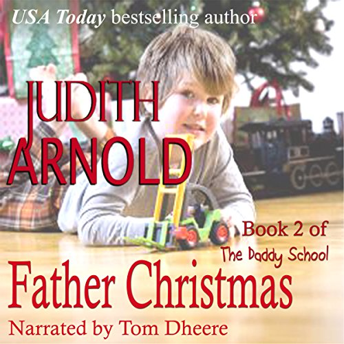 Father Christmas audiobook cover art