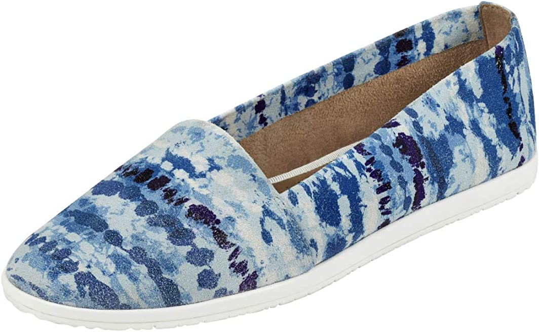 Aerosoles Women's Holland We OFFer at cheap prices Flat Loafer Omaha Mall