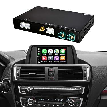 Road Top Retrofit Kit Decoder with Wireless Apple CarPlay & Android Auto Mirrorlink for BMW1 2 3 4 Series F20 F21 F22 F23 F30 F31 F32 F33 F34 F36 F80 2011-2015 Year