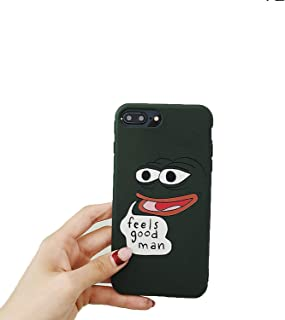 Japan Brand Sad Frog Pepe Phone Case for iPhone 11 Pro MaxX XS 10 XR MAX