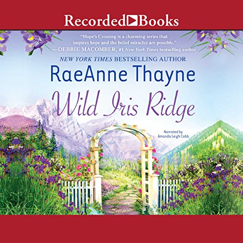 Wild Iris Ridge audiobook cover art