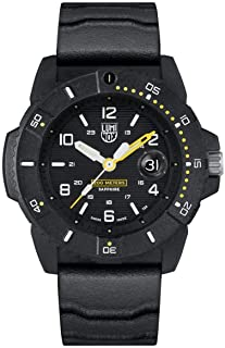 Luminox 3601 Men's Navy Seal 3600 Series Black Strap Quartz Watch