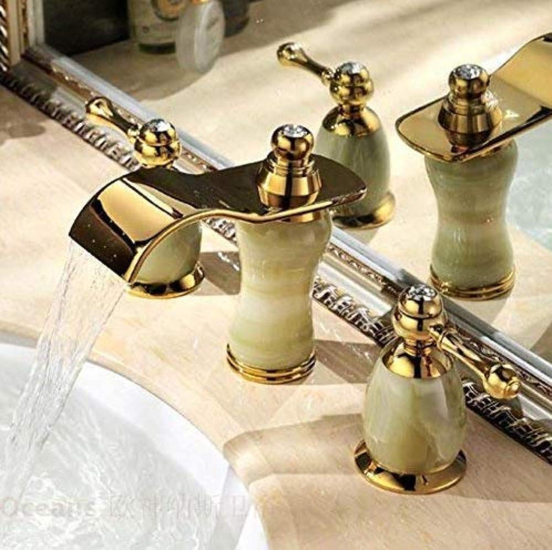 Retro Wasserhahn Küchenarmatur Küche Bad Waschbecken Waschbecken Mischbatterie Wasserhahn Traditionelle Zwei Griff Tap