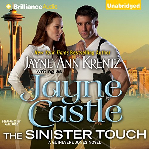 The Sinister Touch audiobook cover art