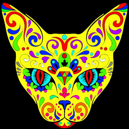 Mandala Coloring Pages pour les enfants et adultes - Fun and Relaxing Jeu de coloriage pour les garçons et les filles Tous les âges