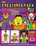 GunFun Creature Series - 23' x 35' 9 Pack