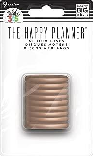 Create 365 The Classic Happy Planner Medium Discs, Rose Gold