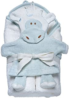 under the nile hooded towel