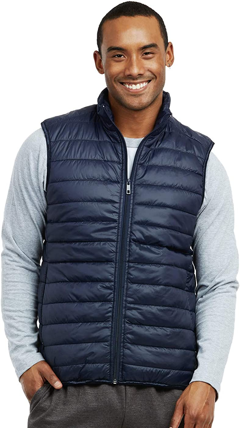 ET TU Men's Lightweight Puffer Vest