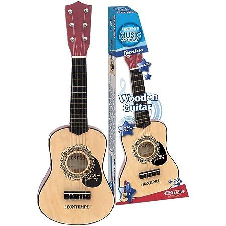 Bontempi- Guitare, 21 5530, Bois