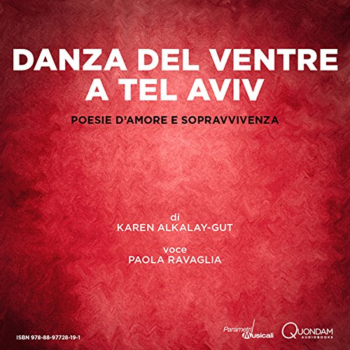 Danza del ventre a Tel Aviv [Belly Dancing in Tel Aviv] cover art