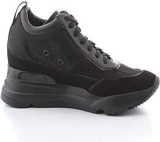 Ruco Line Luxury Fashion Womens 4133NERO Black Sneakers   Fall Winter 19