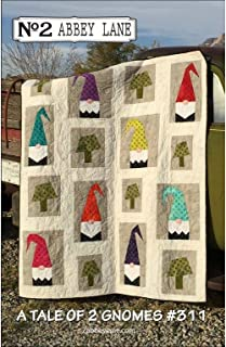 gnome quilt pattern