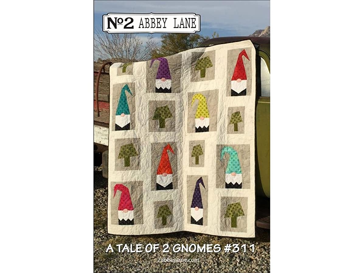 Abbey Lane Quilts Tale of 2 Gnomes Ptrn 2