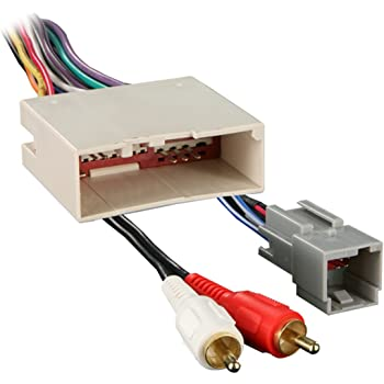 [DIAGRAM_5UK]  Amazon.com: Metra 70-5519 Radio Wiring Harness for Mustang 01-03 Mach 1 Amp  Int: Car Electronics | 2015 Mustang Radio Wiring Harness Adapter |  | Amazon.com