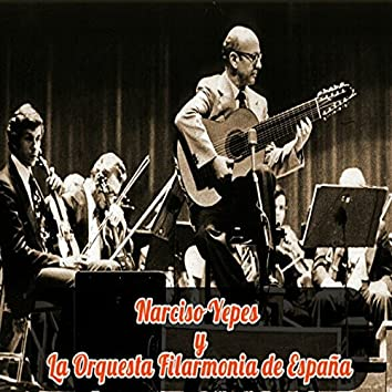 Narciso Yepes y la Orquesta Filarmónica de España