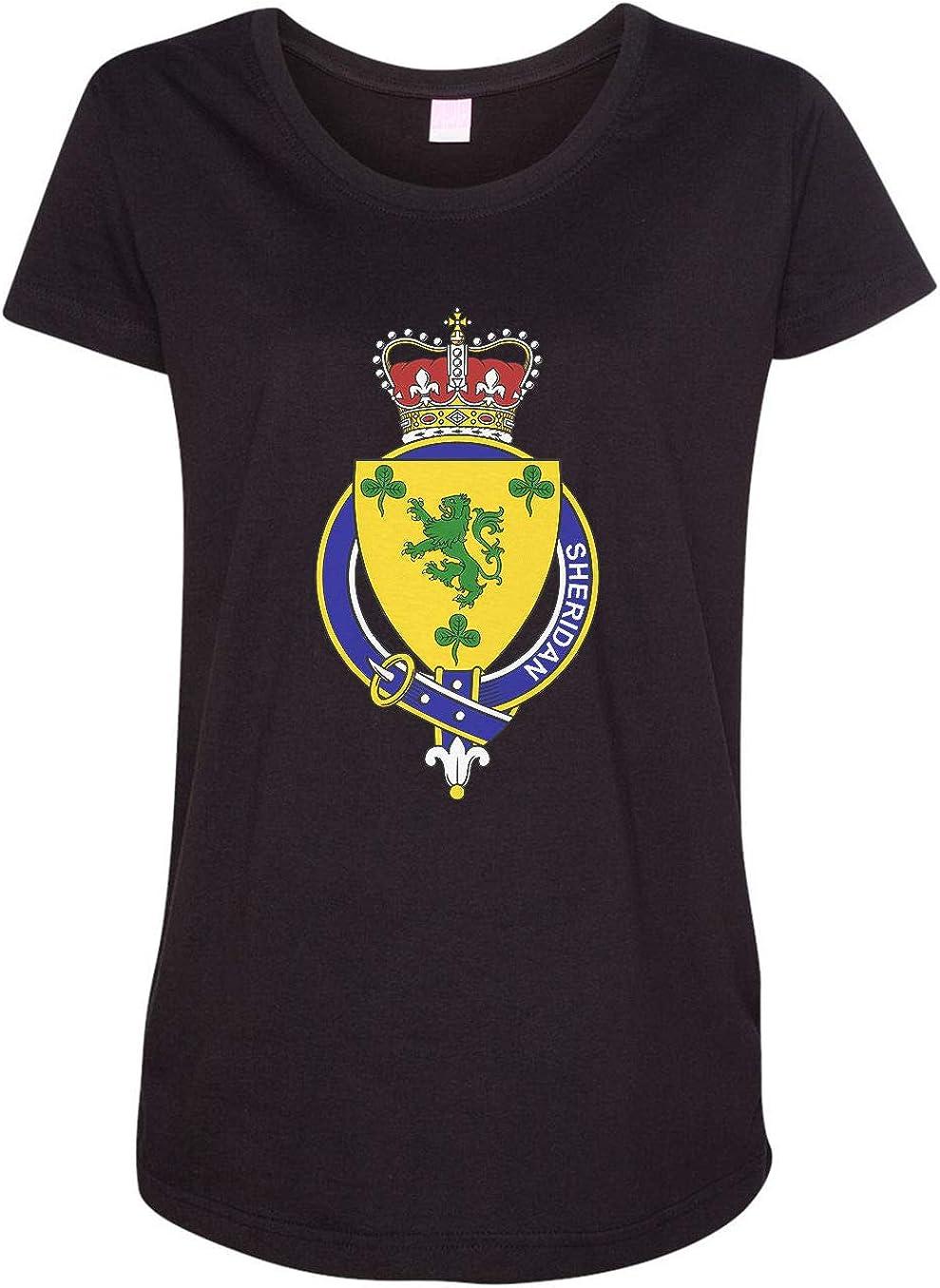 HARD EDGE DESIGN Women's Irish Garter Family Sheridan T-Shirt