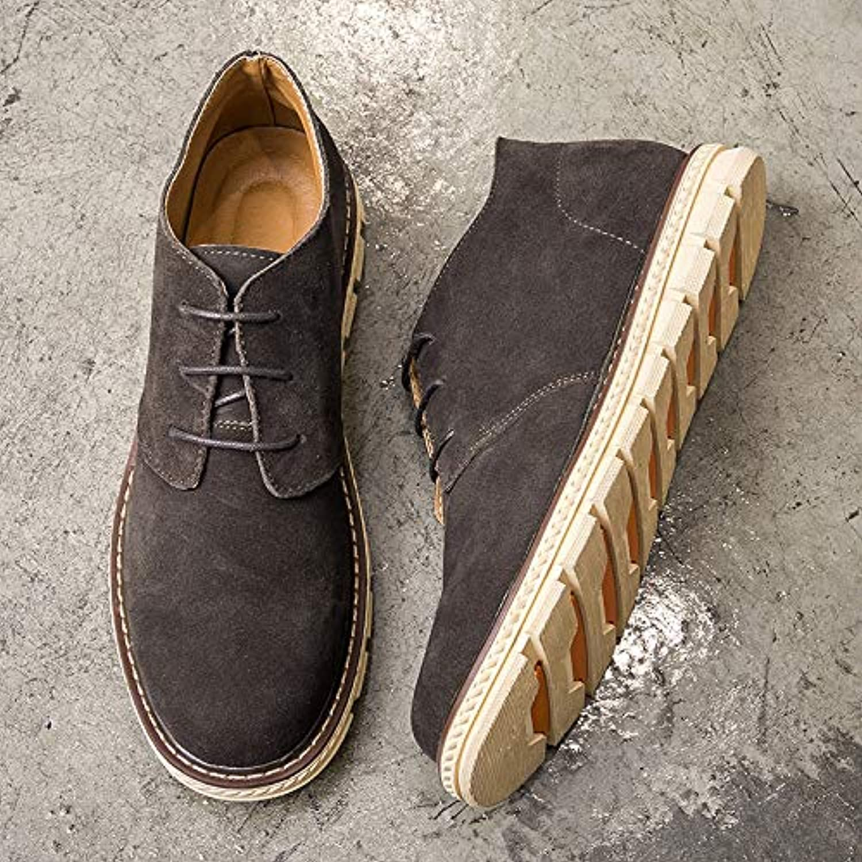 LOVDRAM Casual shoes New Men'S shoes Autumn New Men'S shoes Tide shoes Suede Pu shoes Fashion