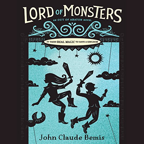 Lord of Monsters audiobook cover art