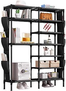 Estante de almacenamiento estantería simple unidad de almacenamiento multifuncional se pueden colocar en la puerta el ...
