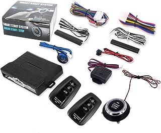 $80 » Sponsored Ad - Car Alarm Remote Control Car Keyless Entry Engine Start Alarm System Push Button 1-Way Anti-Theft System wi...