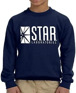Star Laboratories S.T.A.R. Labs Youth Crewneck Sweatshirt