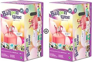 comprar comparacion We Are Party Pack Maxi Duo - 2 bombonas de Helio de 0.42m3 para 100 Globos