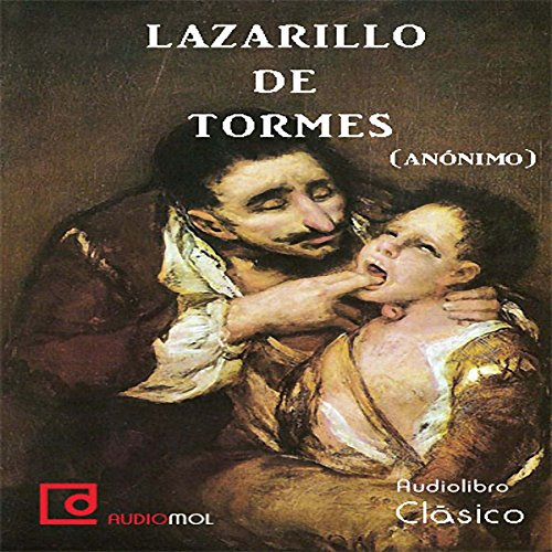 Lazarillo de Tormes audiobook cover art