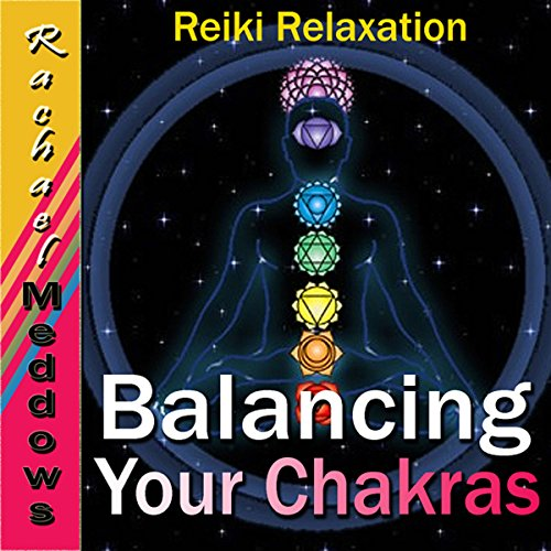 Balancing Your Chakras Hypnosis audiobook cover art