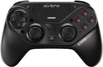 ASTRO C40TR PS4 ゲーム コントローラー PlayStation 4 ライセンス品 長時間駆動 有線/無線 PS4/PC ゲームパッド C40【国内正規品 2年間メーカー保証】