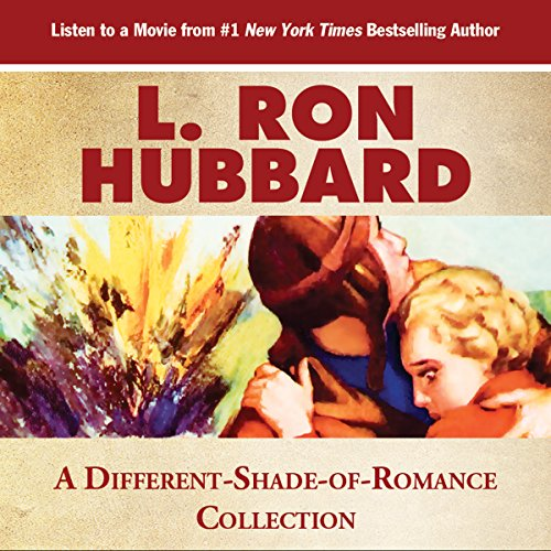 A Different Shade of Romance: Where in Love Is the Only Four Letter Word audiobook cover art