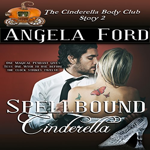 Spellbound Cinderella audiobook cover art