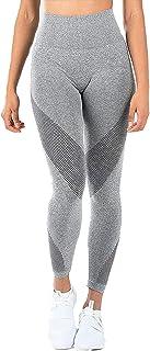 Dawwoti Yoga Leggings for Women Full-Length Yoga Leggings Tummy Control Active Pants