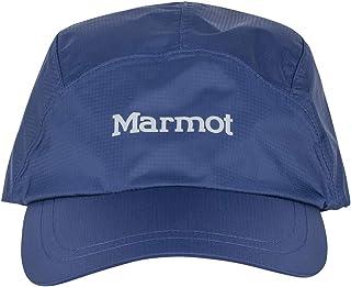 Marmot 中性款 Precip Eco 棒球帽,防紫外线,可调节,适用于户外、运动和旅行