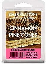Best scented wax pine cones Reviews