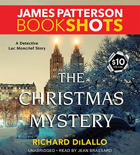 The Christmas Mystery audiobook cover art