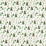 Fabulous Fabrics Dekostoff Cretonne Weihnachtsdekorationen