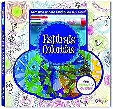 Espirais coloridas: 1