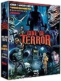 Pack Mad Man + El Terror del Mas Alla It! The Terror from Beyond Space + La Mansión Ensangrentada The Dorm That Dripped Blood + Horror en la Mansión Fordikie The Black Torment [Blu-ray]