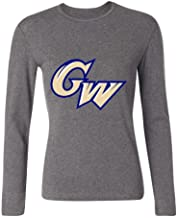 Women's George Washtion Long Sleeve T-Shirt